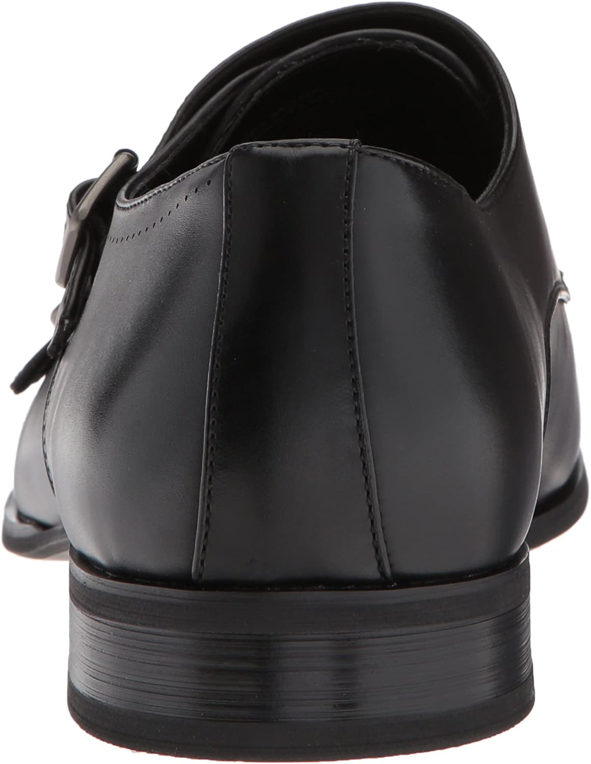 Unlisted by Kenneth Cole Mens EEL Monk-Strap Loafer