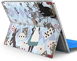 igsticker Ultra Thin Premium Protective Back Stickers Skins Universal Tablet Decal Cover for Microsoft Surface Pro 4/ Pro 2017/ Pro 6(2018) 009097 Fairy Tale Motif Illustration