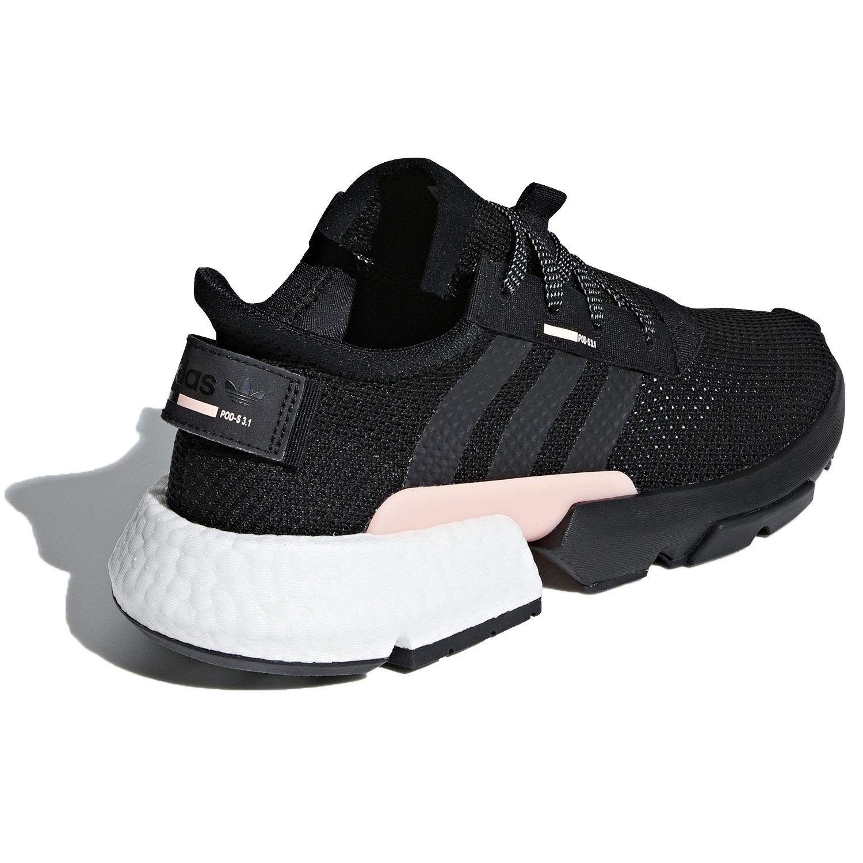 online store 556e3 66945 Amazon.com  adidas POD S3.1 Mens in BlackClear Orange  Shoes