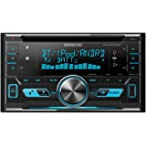 Kenwood DPX-5000BT Car Stereo CD-Receiver with Bluetooth and USB/AUX Input