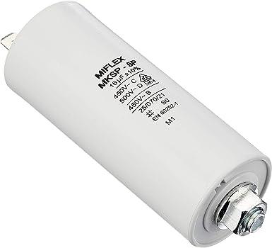 Anlaufkondensator Motorkondensator 16µf 450v 35x83mm Elektronik