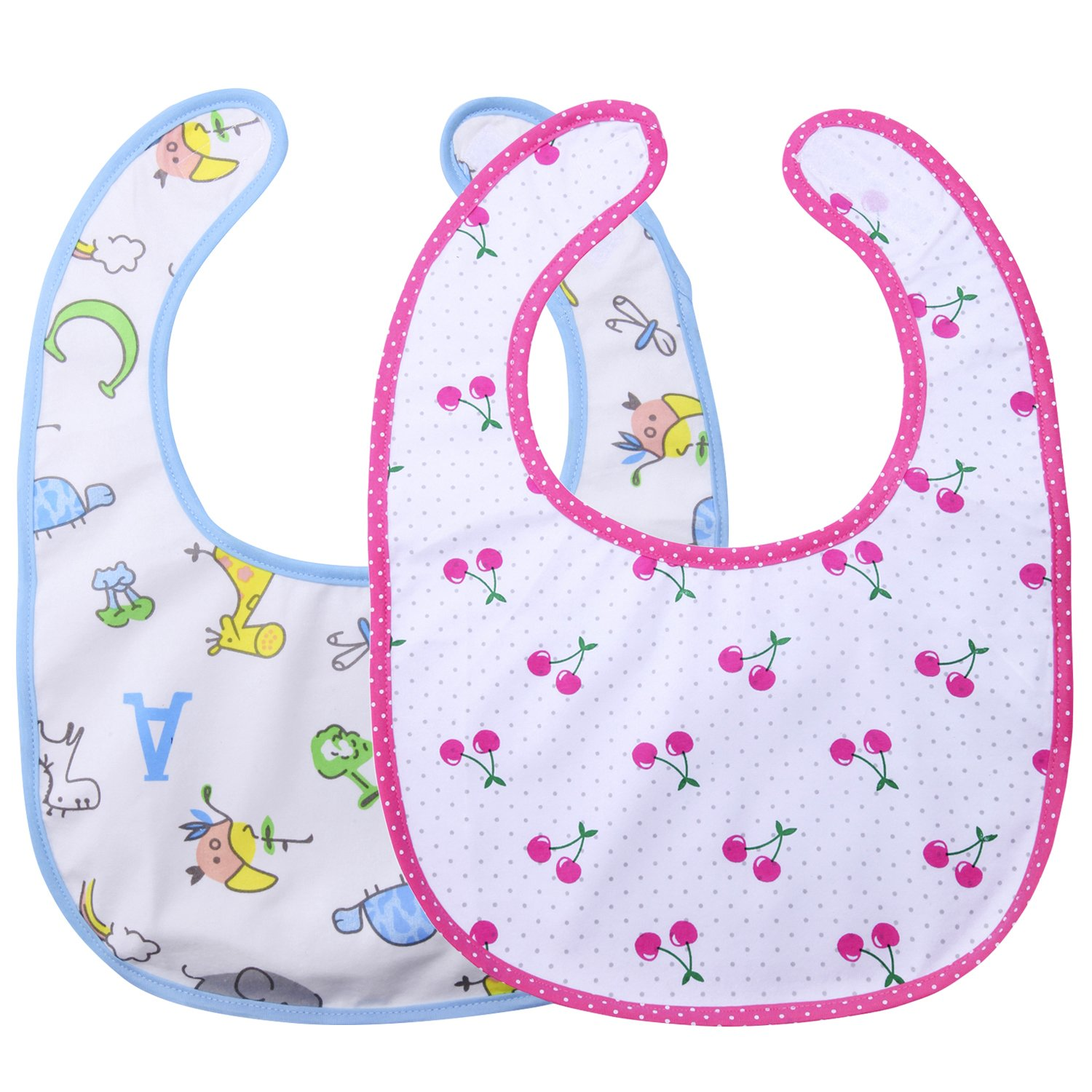 Littleforbig ABDL Adult Sized Bib 2 Packs