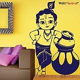 WallMantra Bal Krishna Wall Sticker