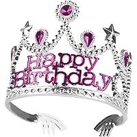 BOLAND 44077Corona Happy Birthday, One size , color/modelo