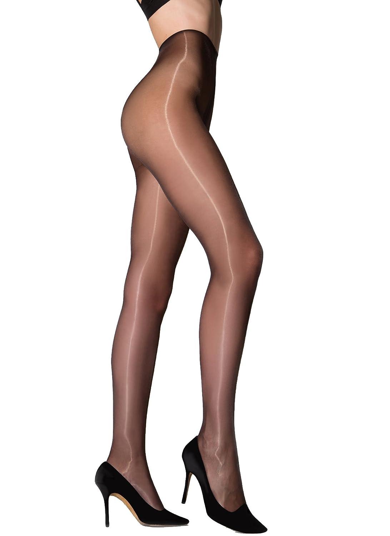 Cecilia De Rafael   Eterno Super Lucido Ultra High Gloss Pantyhose by Cecilia De Rafael Hosiery
