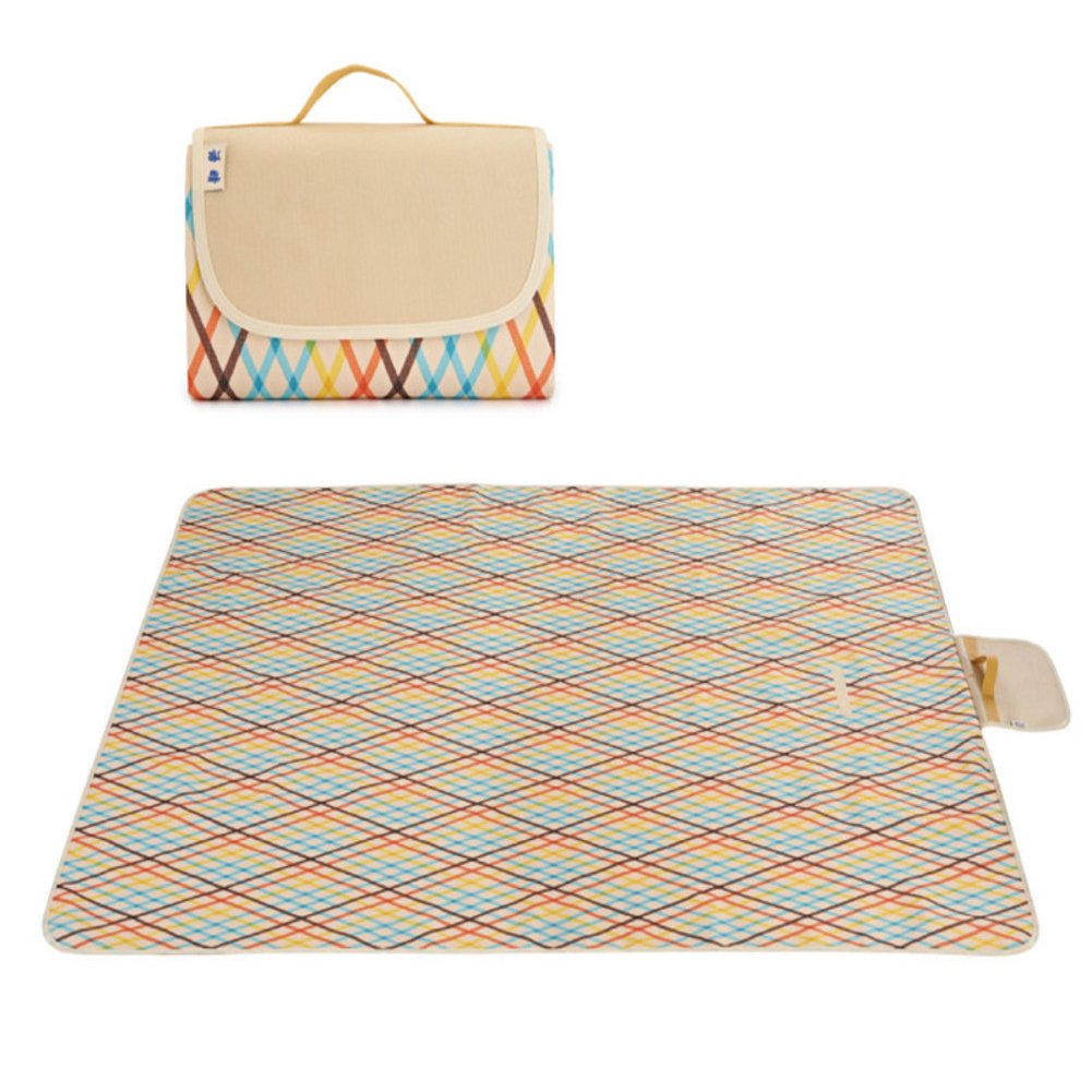 Outdoor Travel Moisture-proof Picnic Blanket Camping Mat Beach Pad