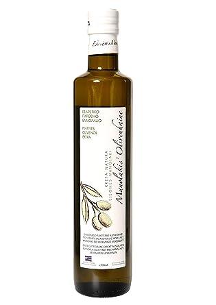 check out ef10b 66454 KretaNatura Natives Olivenöl extra Kaltgepresst   Filtriert   100%  natürliches   reines Olivenöl für Feinschmecker
