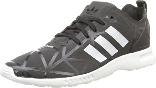 adidas ZX Flux Smooth, Baskets Basses Femme
