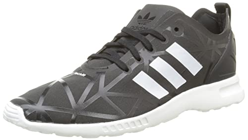 adidas ZX Flux Smooth - Sneakers Mujer: adidas Originals: Amazon.es: Zapatos y complementos