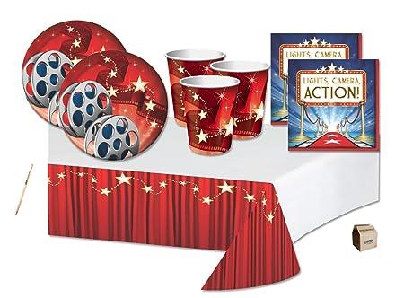 IRPot - Kit N 3 a juego Hollywood Lights para decoración de ...