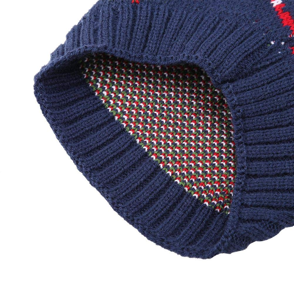 XL-Blu Maglione per Cani alla Moda di Natale Vestiti Caldi Cuccioli Gatti Pullover Cappotto Invernale Alinory Maglione per Cani
