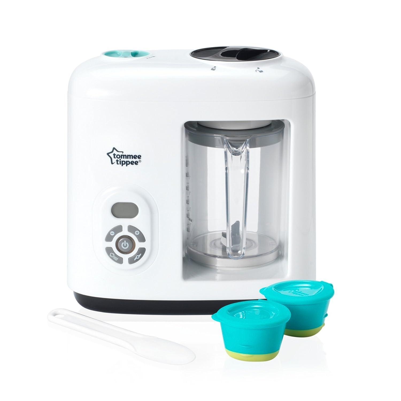 Tommee Tippee Baby Food Steam Blender, White Mayborn Group 84005501