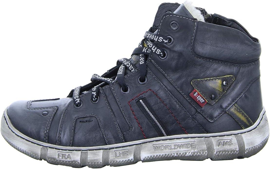 Kacper 3 6806 Herren Schnürer Sneaker High Top Stiefel