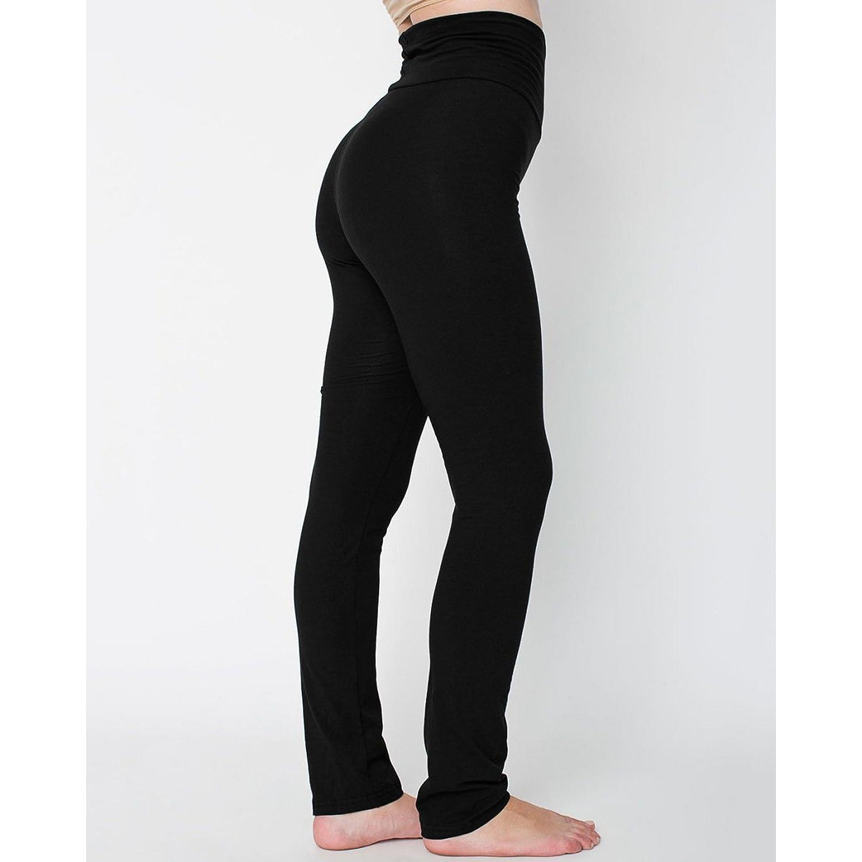 5f7f3b2cd5 Amazon.com: American Apparel Womens/Ladies Yoga Pants: Clothing