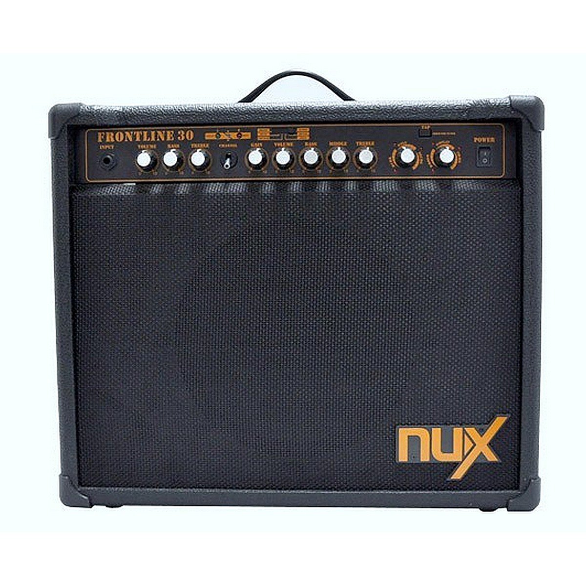 NUX Frontline 30 Electric Guitar Amplifier 30-Watt Clean and Distortion