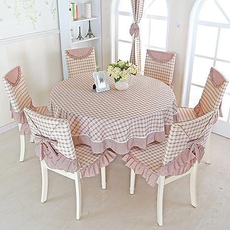 Nappe de jardin / ronde nappe / Plaid simple tissu de table -D ...