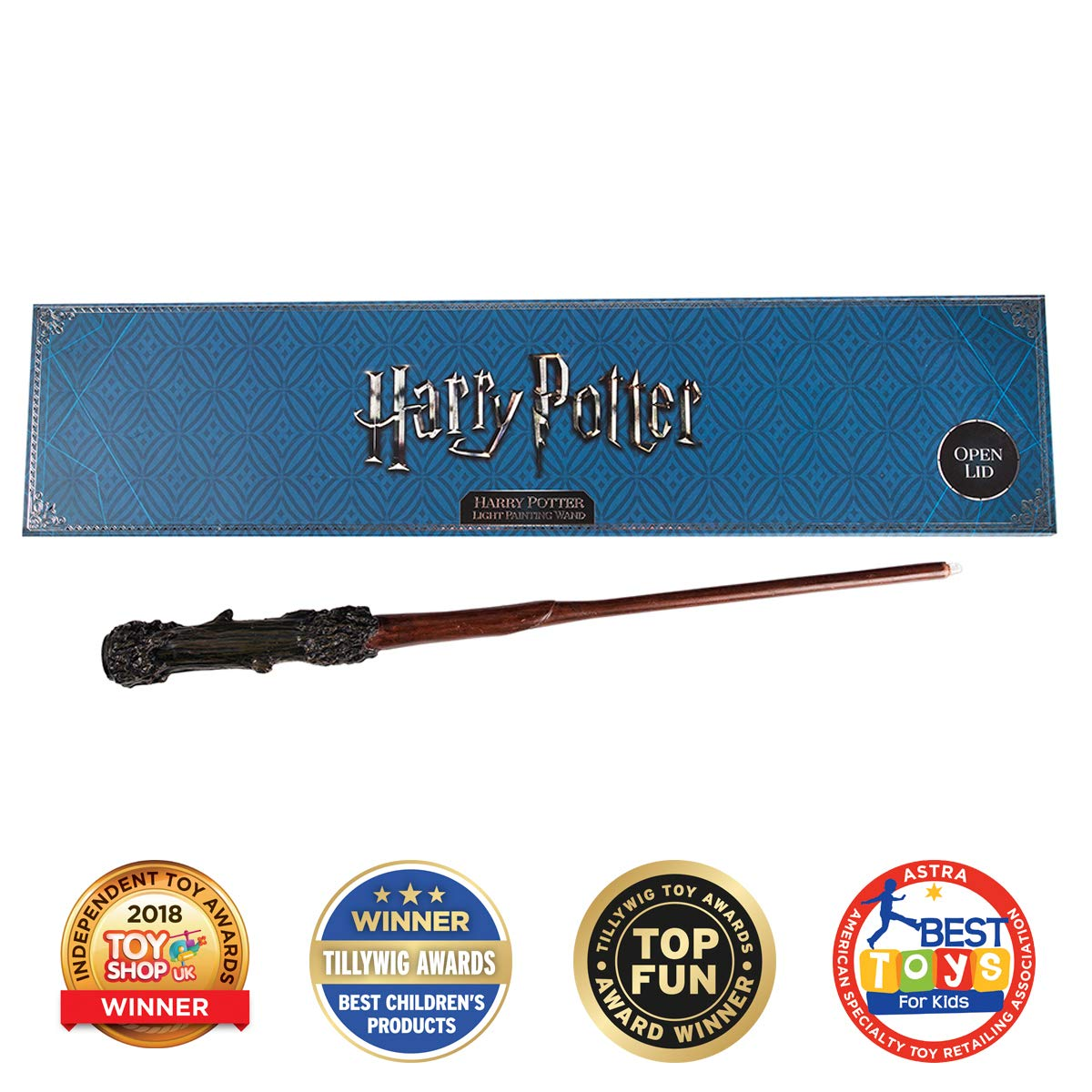 WOW! Stuff Collection Harry Potter's Light Painting Wand - Award Winner! by WOW! Stuff Collection (Image #1)