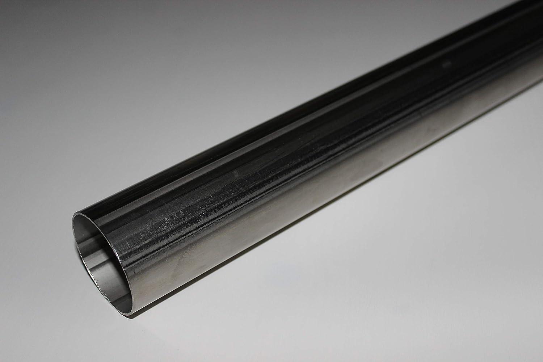 1m 70 X 2 Mm 2 75 Zoll Edelstahlrohr 1 4301 V2a Auspuffrohr 2 75 100cm Edelstahl Rohr Baumarkt