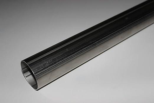 1m 57x1 5mm Edelstahlrohr 1 4301 V2a Auspuffrohr 100cm Edelstahl Rohr Baumarkt