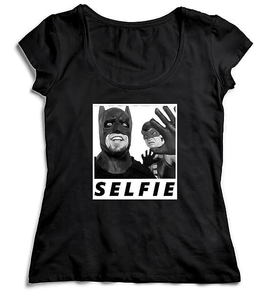 Batman Robin Selfie Tshirt Shirt T-shirt