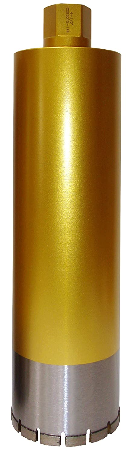 Concord Blades CBW07000SP 7 Inch Wet Concrete Diamond Core Drill Bit