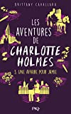 Les Aventures de Charlotte Holmes - tome 03 : Une affaire pour Jamie (3)