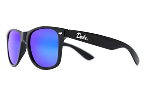 2e043f6c440 Amazon.com   NCAA Duke Blue Devils Sunglasses- Black Frame