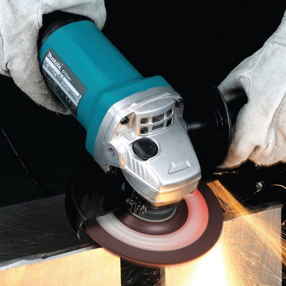 "Makita 4-1/2"" 9557PBX1 - Second Best Angle grinder"