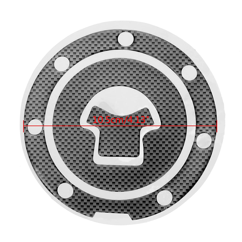 Mtsooning Paraserbatoio in fibra di carbonio per Honda CBR 600RR 1000RR