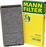Mann+Hummel CUK3360 filtro de aire del habitáculo