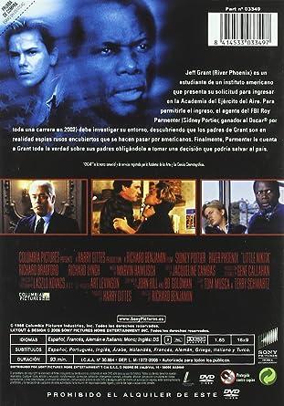 Espias Sin Identidad [DVD]
