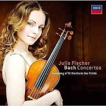 J.S.バッハ:ヴァイオリン協奏曲(SHM-CD)