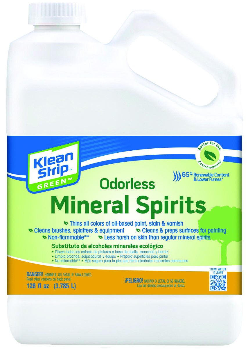 Amazon com: GRN MINERAL SPIRIT GL: Home Improvement