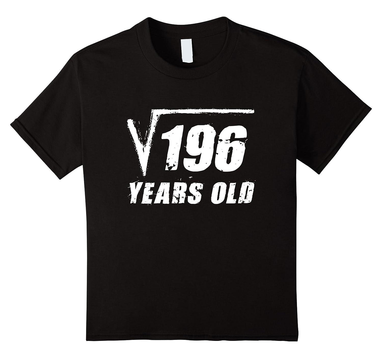 14 Old T Shirt Birthday Gift-Awarplus