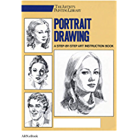 Portrait Drawing: A Step-By-Step Art Instruction Book : Easy drawing guide for beginners (Scots Gaelic Edition)