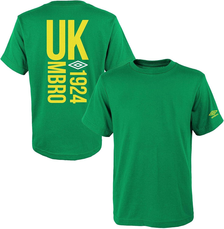 Umbro Men's London Calling T-Shirt, Color Options