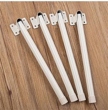 Diy Folding Table Legs.Multicolored 4pcs Set Length 27cm Iron Metal Mini Folding