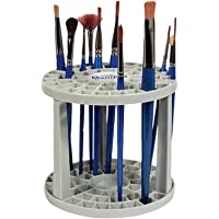 Loew-Cornell 390 Multi Bin Brush Organizer, 49 Hole