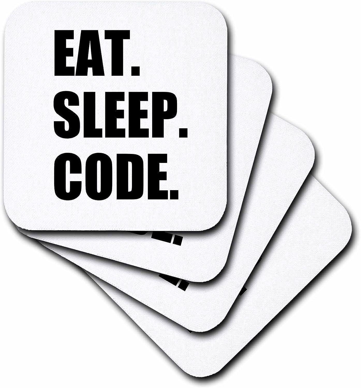Eat Sleep Code Hoody Hoodie Computer Programmer Gamer Funny Gift Idea Present