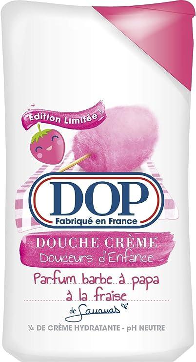 DOP Gel Ducha Crema dulces infantil algodón de azúcar de la fresa ...