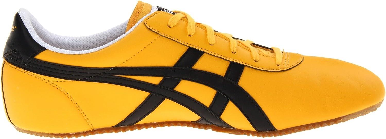 size 40 024e1 3c556 Amazon.com: Onitsuka Tiger Tai Chi Le Fashion Sneaker,Yellow ...