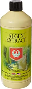 House & Garden HGALG01L Algen Extract Fertilizer, 1 L