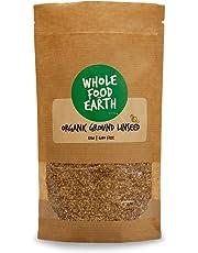 Wholefood Earth Organic Ground Linseed, 1 kg