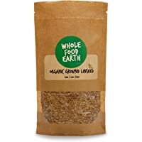 Wholefood Earth Organic Ground Linseed, 1 kg