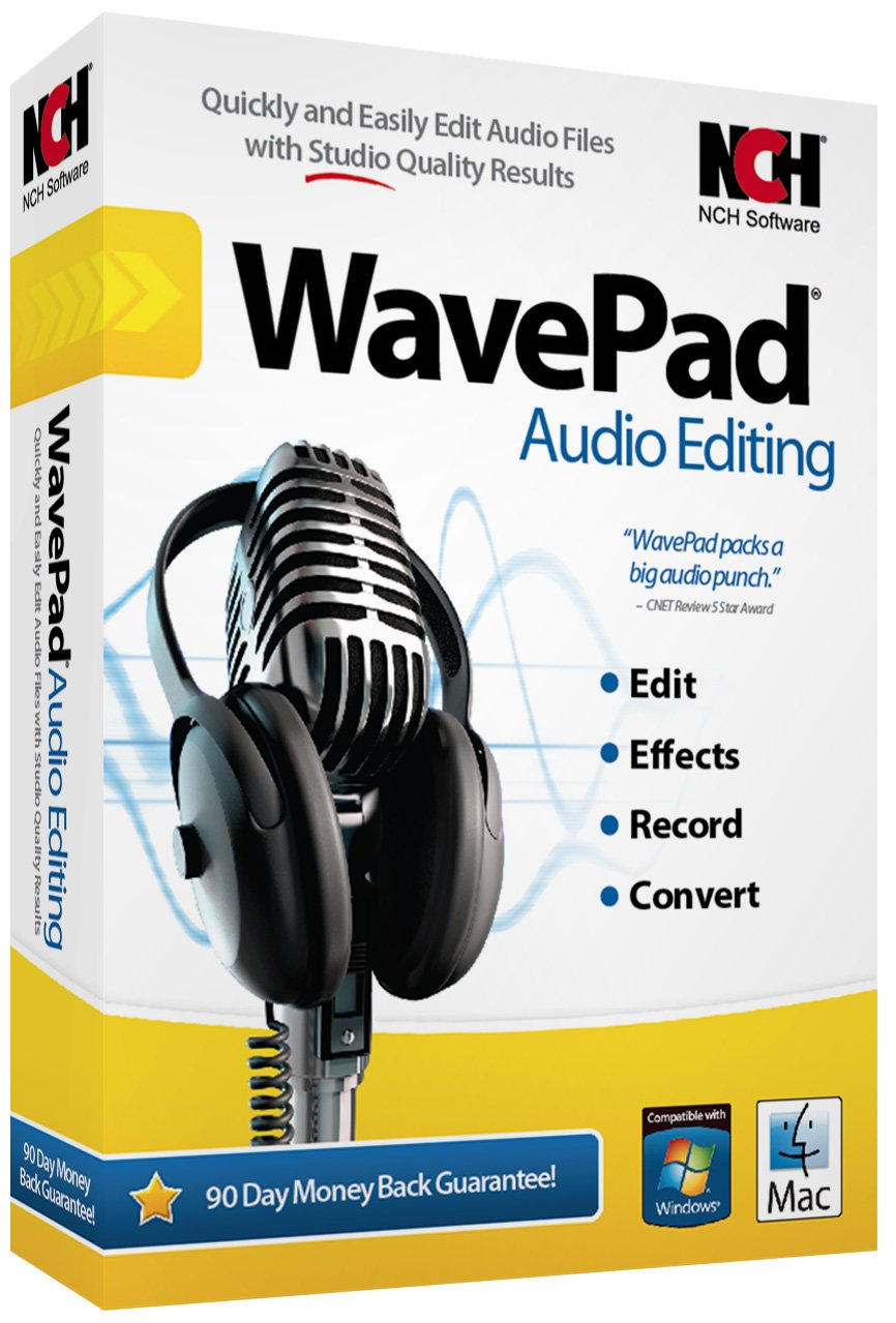 NCH Software Wavepad 5 by NCH Software