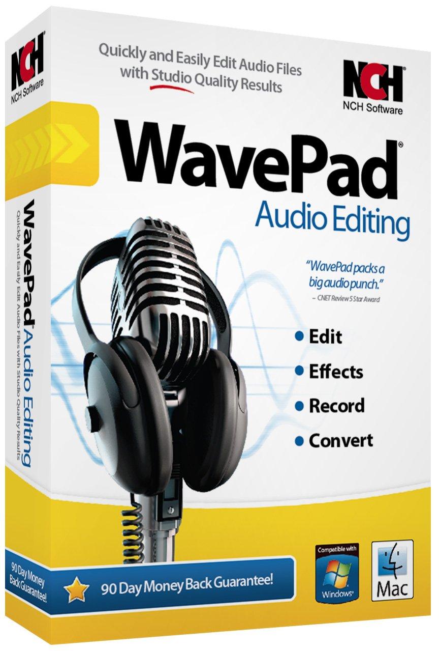 NCH Software Wavepad 5