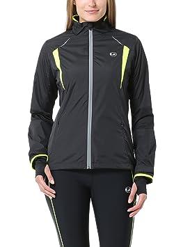 Veste jogging noire femme