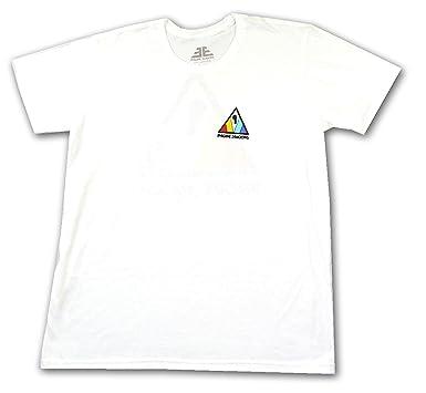 44c512247ac Amazon.com: Imagine Dragons Triangle Logo White T Shirt: Clothing