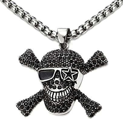 collier pirate femme