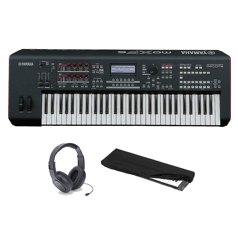 Amazon com: Yamaha MOXF6 61-key Synth Workstation with Semi